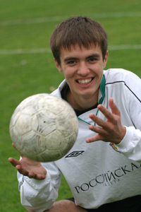 Дмитрий Стрельцов